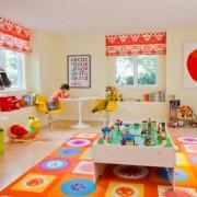 интерьер детского сада