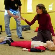 семинар первая медицинская помощь детям