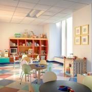 интерьер <em>дизайн в школе и детском саду</em> детского сада