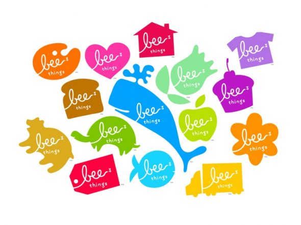 логотип, фирменный стиль для детского центра, клуба, садика, семейного центра, центра раннего развития, развивающего клуба