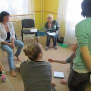 Фотоотчёт о семинаре «Музыкотерапия с детьми дошкольного возраста»