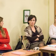"""Фотоотчёт о семинаре """"Обмен опытом для директоров детских центров"""""""