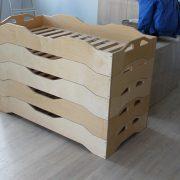 детские монтессори кровати для детского сада, купить оптом, детские кроватки-трансформеры киев, купить в украине
